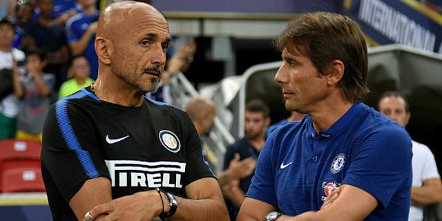 SBOBETASIA - Conte: Bayern dan Inter Tim Kuat