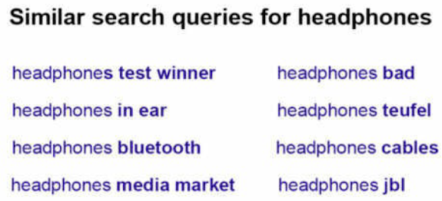 Google Suggest - the free keyword research tool
