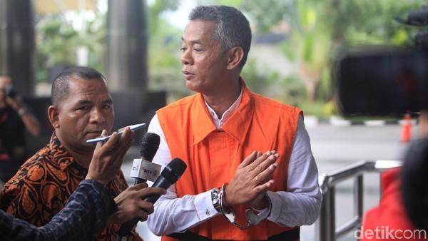 Istana Proses Pencopotan Wahyu Setiawan dari Komisioner KPU