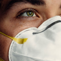 COVID pandemic safety facemask health