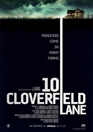 10 Cloverfield Lane 2016 BRRip 720p Dual Audio In Hindi English
