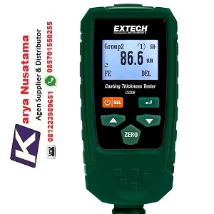 Jual Extech CG206 Coating Thickness Tester di Jakarta
