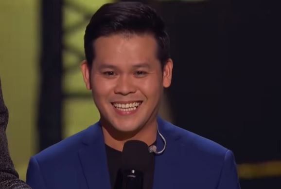 Marcelito Pomoy is 3rd runner-up in 'America's Got Talent: The Champions'