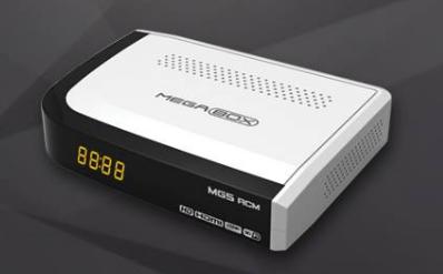 MEGABOX MG5 ACM NOVA ATUALIZAÇÃO V1.43 - 05/09/2017