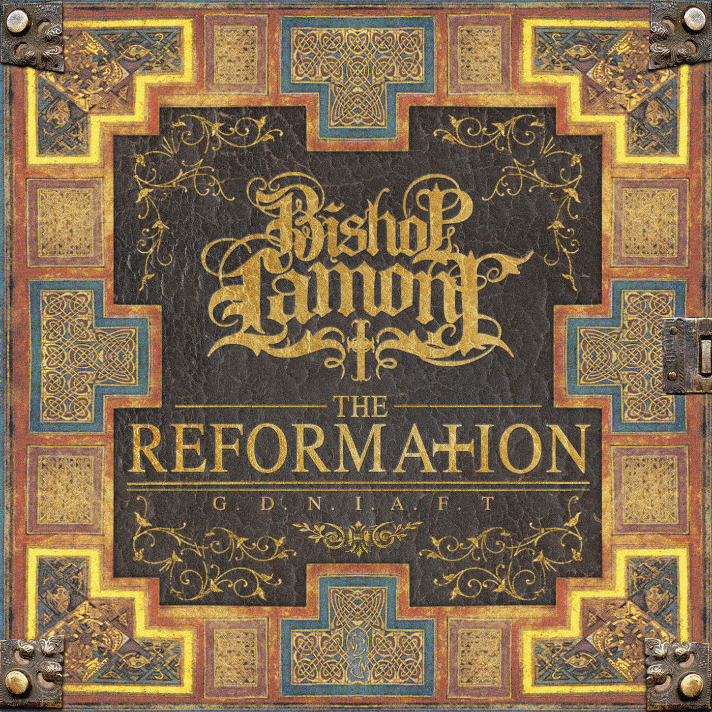 Bishop Lamont - The Reformation: G.D.N.I.A.F.T Cover