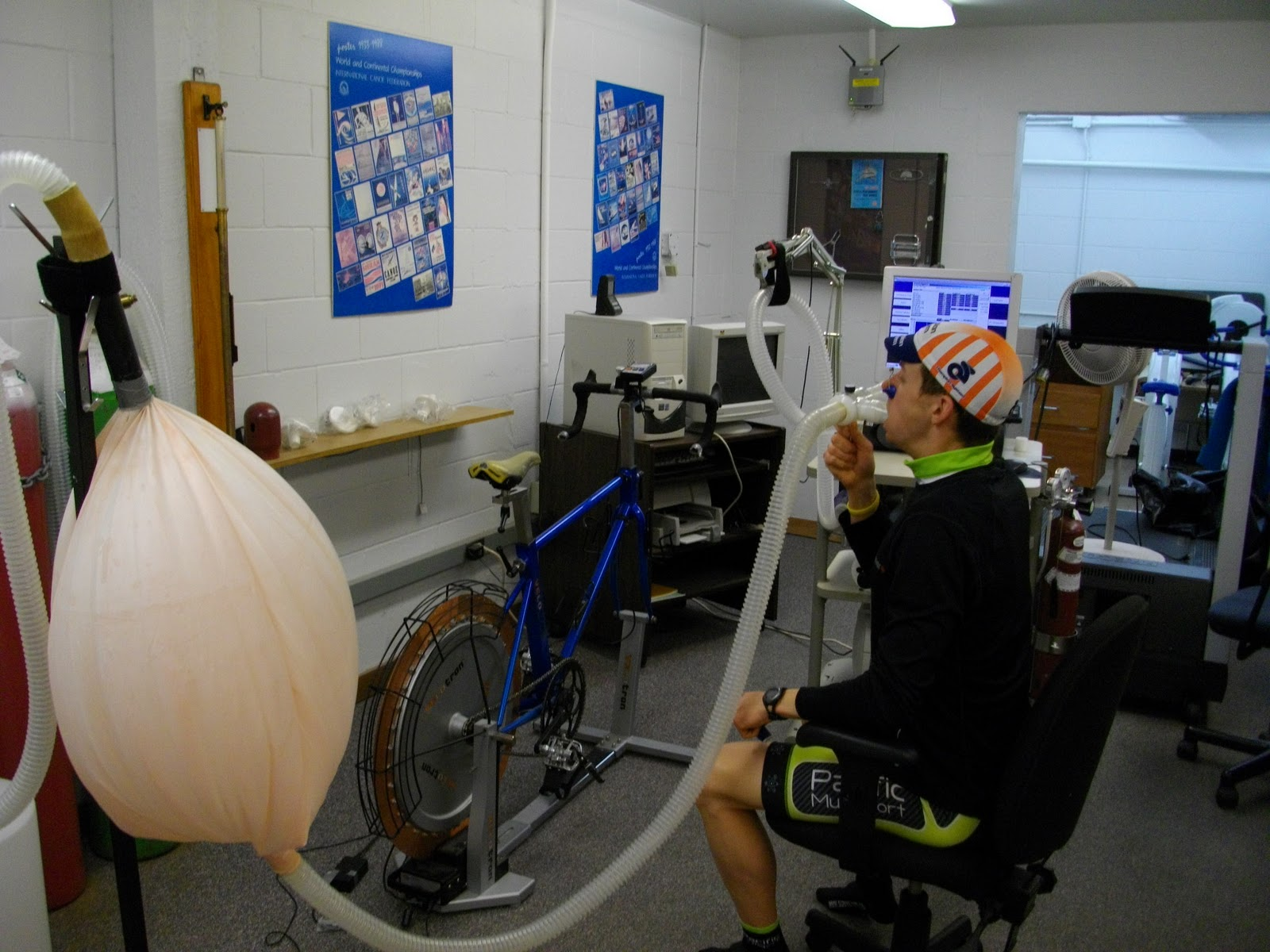 One Step At A Time Vo2 Max Testing Mishap