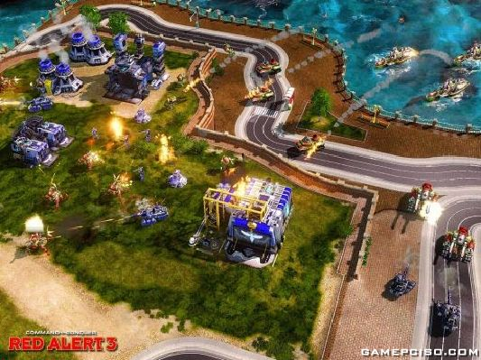 command and conquer red alert 3 uprising iso download