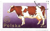 Selo Vaca leiteira