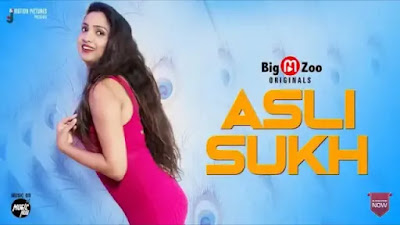 ASLI SUKH Web Series Big Movie Zoo Watch Online Star Cast Actress Name Review