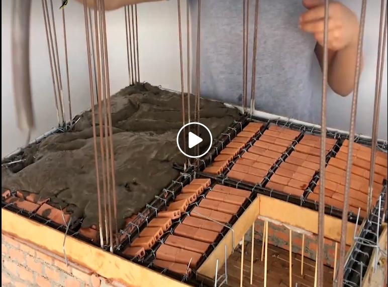 Making a Concrete Mini House - DIY Crafts