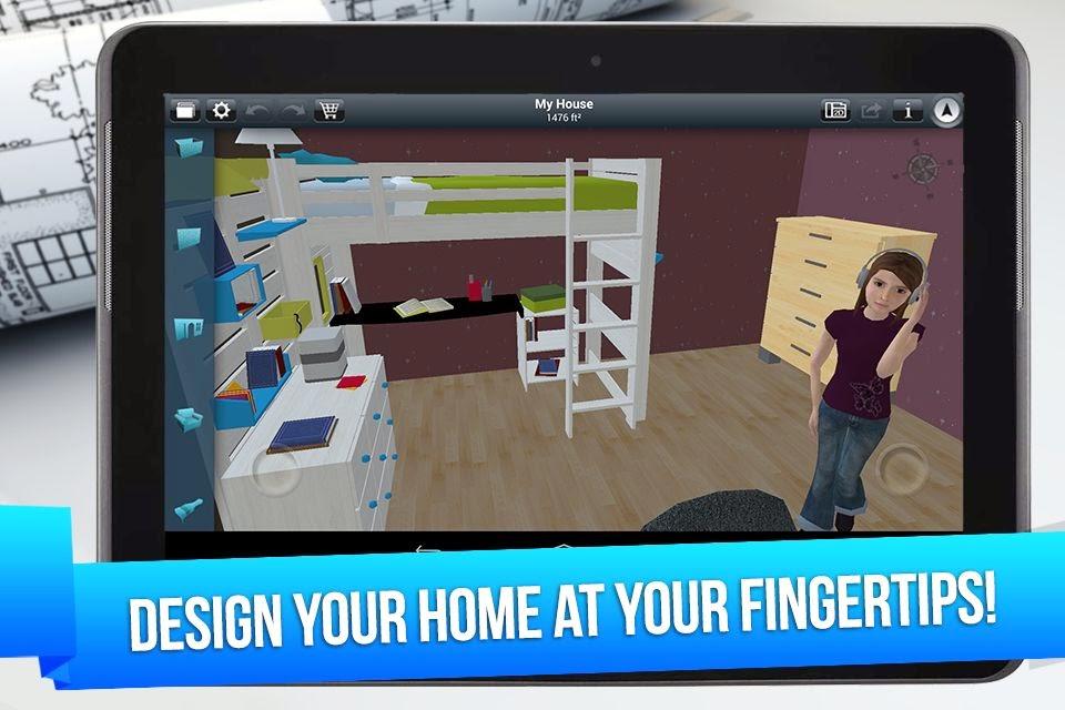 Home Design 3D: Aplikasi Desain Rumah Untuk Android