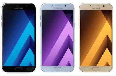 Harganya Samsung Galaxy A Series 2017