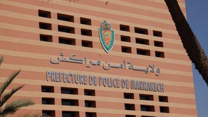والي أمن مراكش يستعرض الحصيلة الأمنية في الذكرى 63 لتأسيس المديرية العامة للأمن الوطني