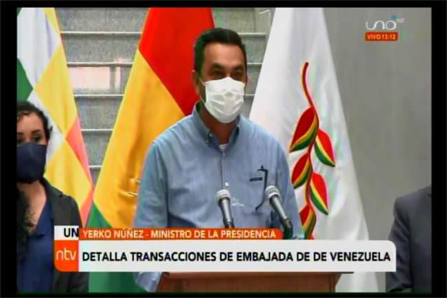 Yerko Nuñez afirma que Evo Morales  compró medios para crear un cartel de la mentira
