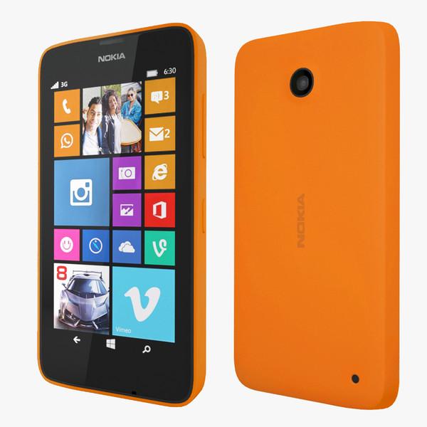 Мобильный телефон Nokia Lumia 630 DS Orange