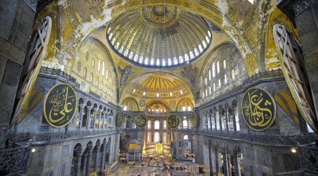 Pemerintah Turki: Hagia Sophia Tetap Terbuka Untuk Semua Termasuk Non Muslim