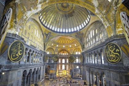 Turki: Hagia Sophia Tetap Terbuka Untuk Semua Termasuk Non Muslim