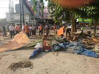 PT KAI Tertibkan Lapak Pedagang di Area Stasiun Tanjung Karang