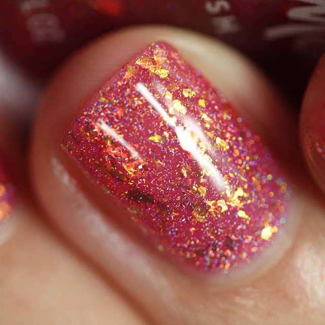 KBShimmer Anything is Popsicle swatch