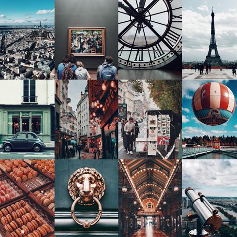 Paris France Travel Photography