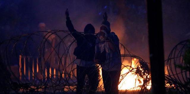 Polisi Tangkap Buron Provokator Kerusuhan 22 Mei