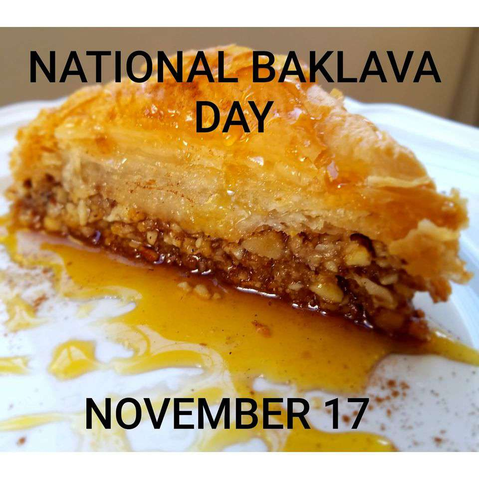 National Baklava Day Wishes Lovely Pics