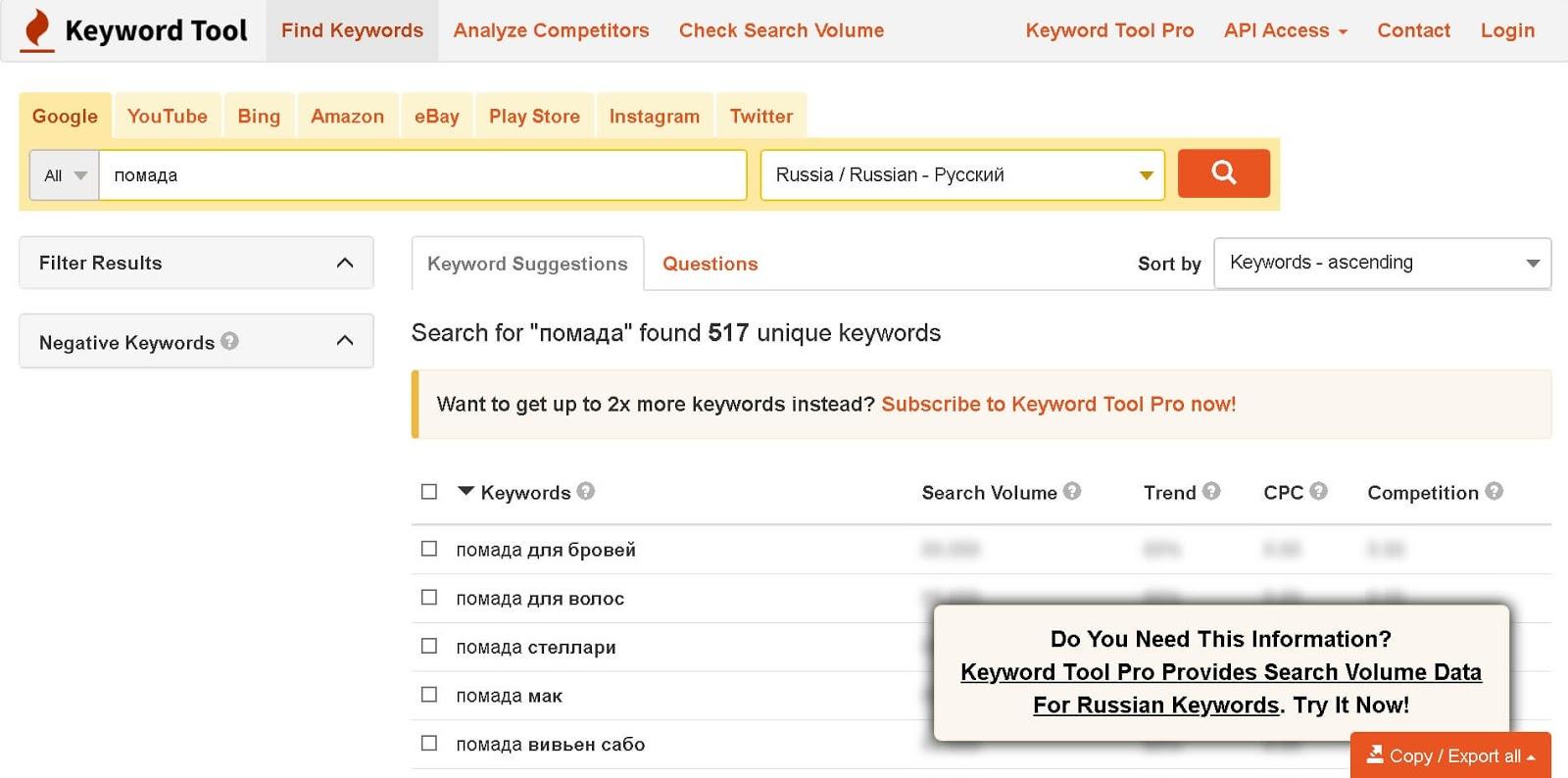 kak-provesti-issledovanie-klyuchevykh-slov-keyword-tool-poisk-po-klyuchevomu-slovu-pomada-1