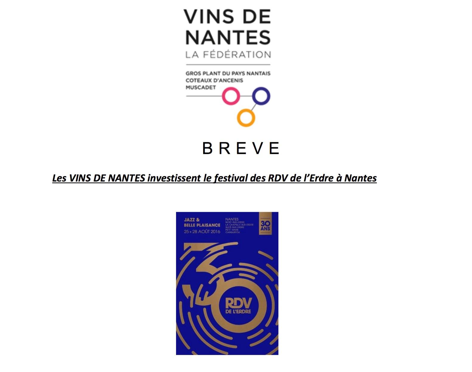 Rendez-Vous de l Erdre – Jazz with Muscadet + 25th-28th August 2016 0f43d8340c0