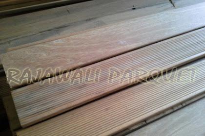 Decking Kayu Ulin Bali Denpasar
