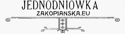 Edycja Zakopiańska Wieczorna.pl: