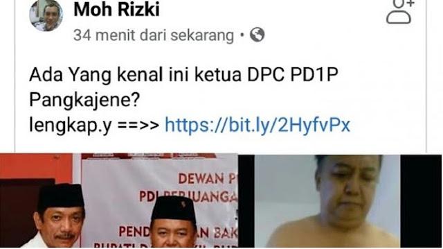 Penyebar Video P*rno Mirip Petinggi PDIP Akan Dipolisikan