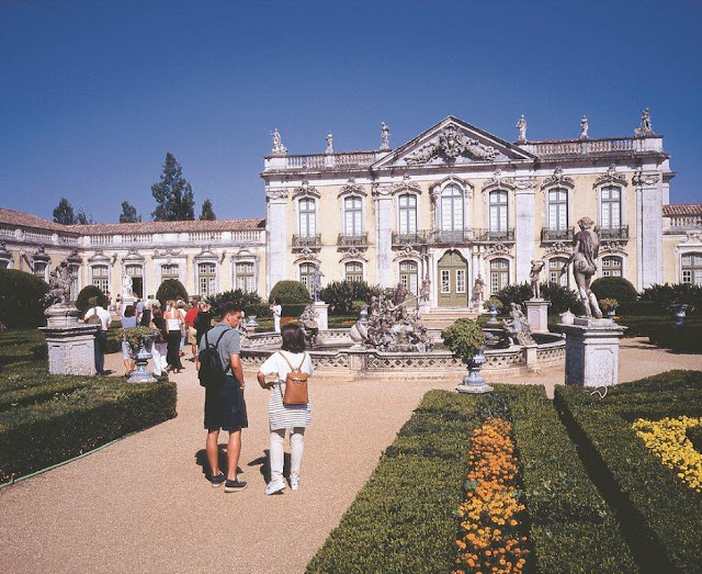 Sintra - Palácio de Queluz