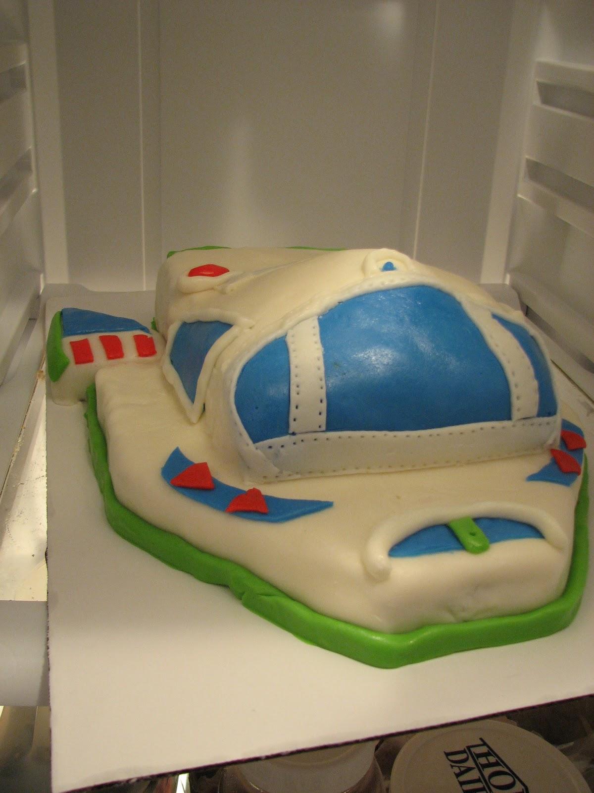 Going S On At The Glenn S Ethan S 3rd Birthday Cake