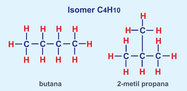 isomer c4h10
