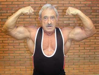 Como recuperar la masa muscular despues de los 40