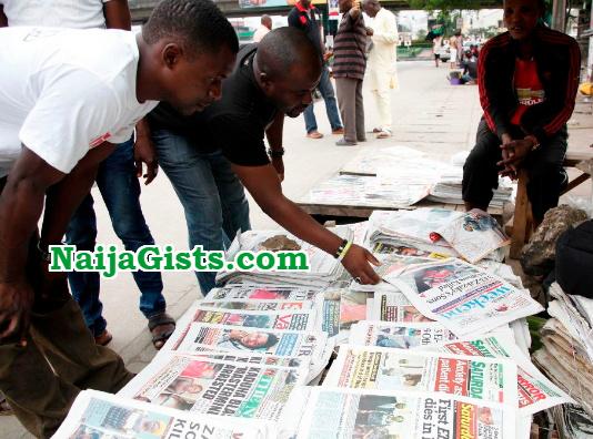 igbo taxi driver buhari is dead