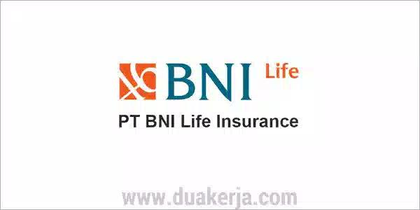 Lowongan Kerja BNI Life Insurance April 2019