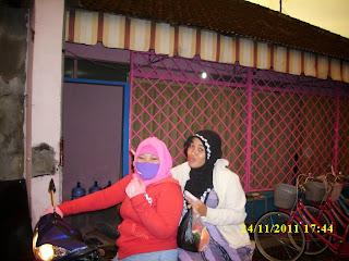 bersenang-senang peserta Kursus kolektif di VOC kampung inggris pare kediri