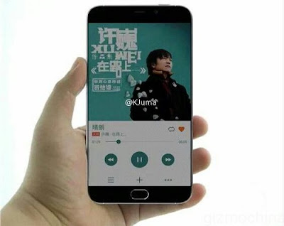 Smartphone Meizu MX6