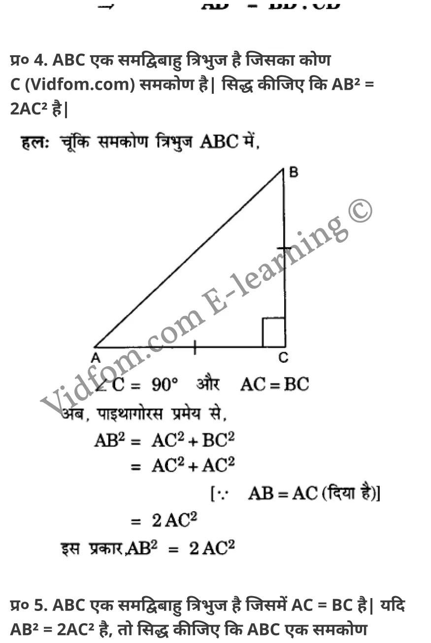 class 10 maths chapter 6 hindi medium 43