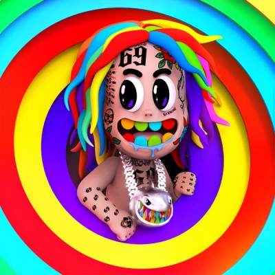 6ix9ine - TattleTales (2020) - Album Download, Itunes Cover, Official Cover, Album CD Cover Art, Tracklist, 320KBPS, Zip album