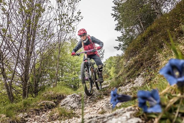 Trail MTB Tour Picco  Peloso / Pusti Gost im Val Resia / Resiatal