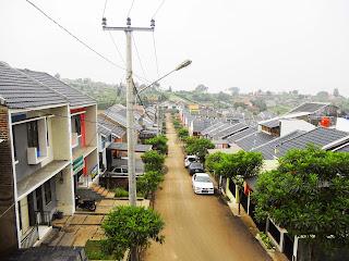 Perumahan City View Di Sariwangi Parongpong Bandung