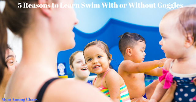 5 Reasons to learn to swim with or without goggles, swim, for kids, for her, for him, for kids, pools, metro detroit,