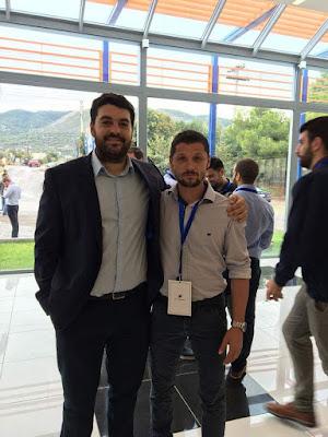 Νέος πρόεδρος της ΟΝΝΕΔ ο Κώστας Δέρβος