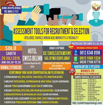Workshop Psikologi Solo   Pelatihan Alat Tes Psikologi 2019   WA: 0838-7186-6778