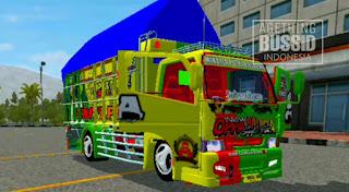 Download mod bussid truck oleng terbaru