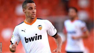 Official Leeds complete the signing of Valencia striker Rodrigo