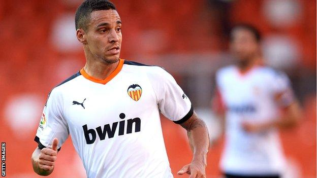Official Leeds complete the signing of Valencia striker Rodrigo