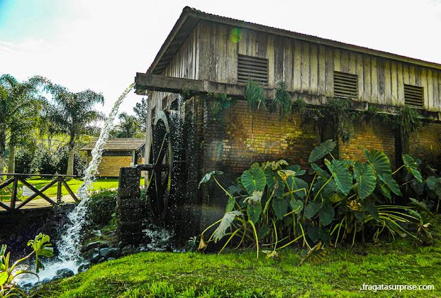 Serra gaúcha: Casa da Erva Mate, nos Caminhos de Pedra, Bento Gonçalves